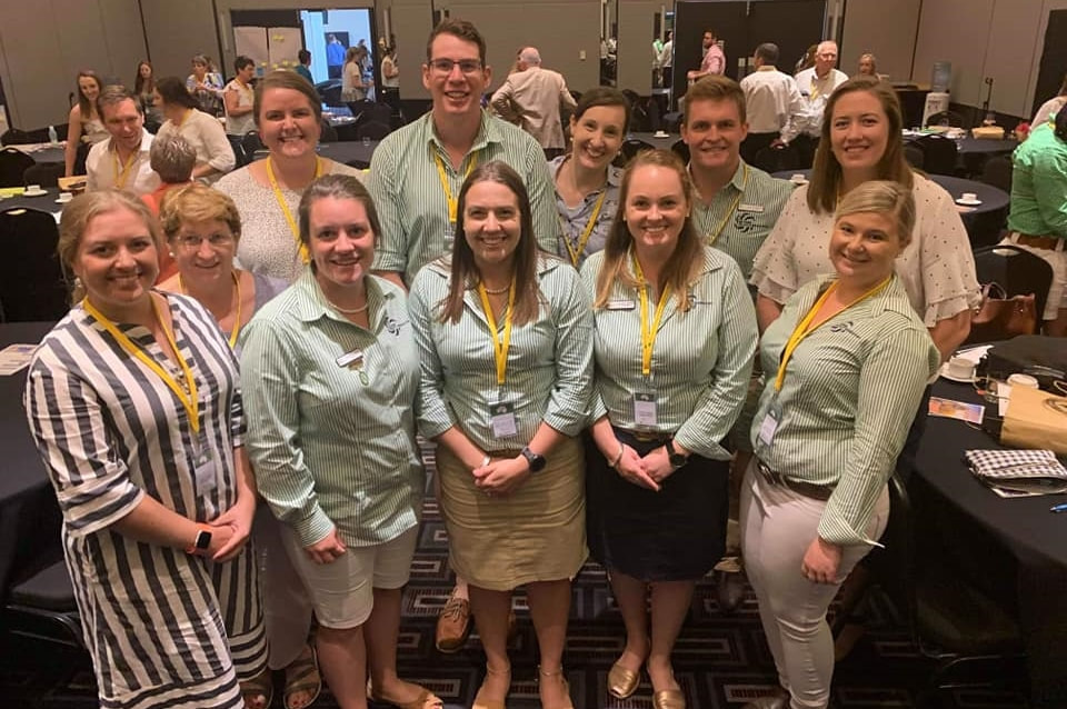 ASC of NSW Next Generation Members at the National Next Gen Forum, January 2020