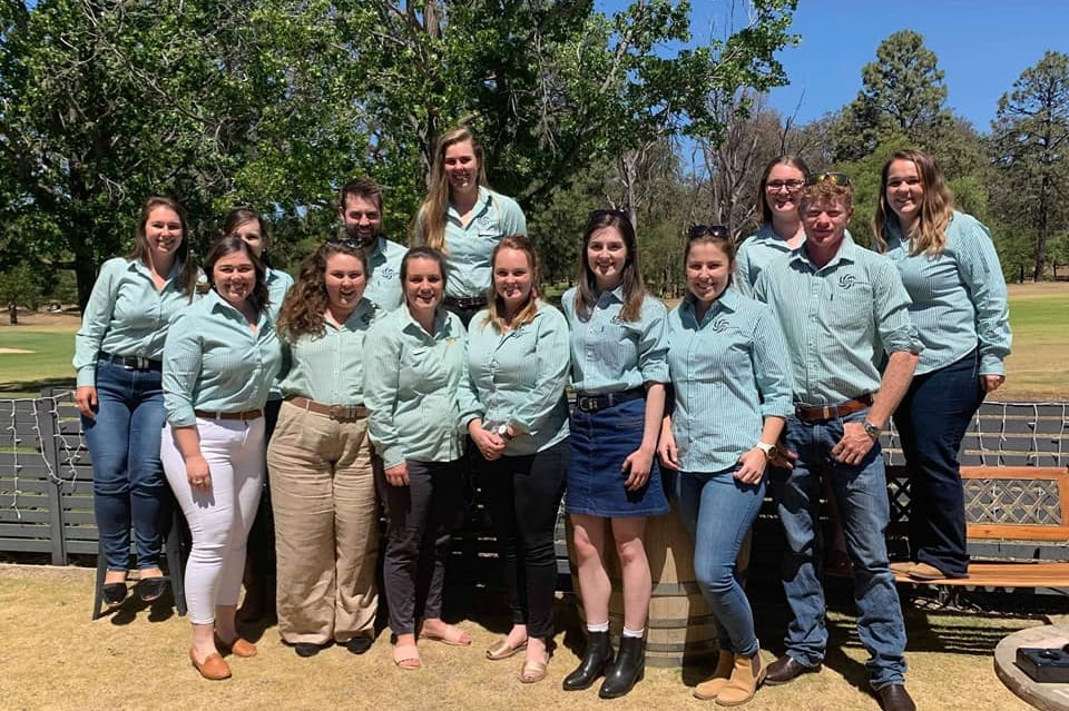 ASC of NSW Next Generation General Committee Meeting in Mudgee, November 2019
